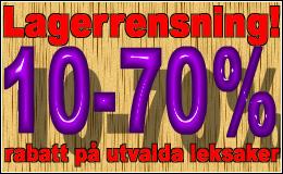 Lastbryggan.se - lagerrensning